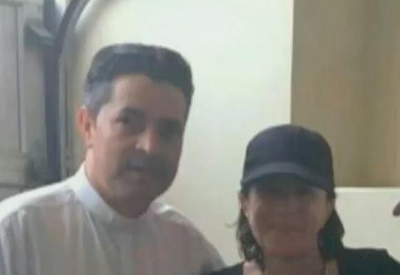 La primera imagen de Salud Hernández en libertad