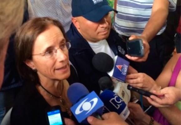 """Salud Hernández: """"Mi mamá de 86 años se angustió, yo lucho contra el secuestro, esto no me asusta"""""""