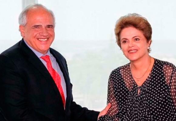 Ernesto Samper se la juega por Dilma Rousseff desde Unasur
