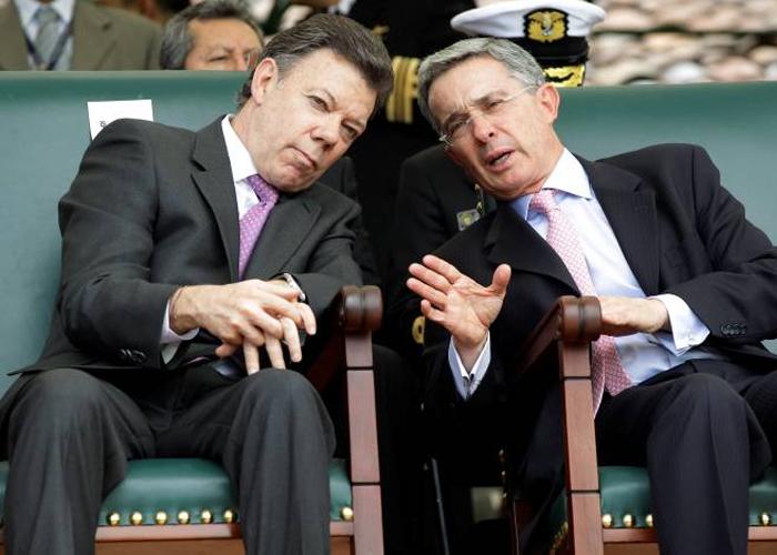 Santos y Uribe: el nuevo Frente Nacional