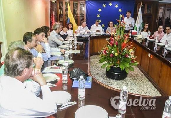 Embajadores de la UE en Florencia: otro gol del postconflicto en Caquetá