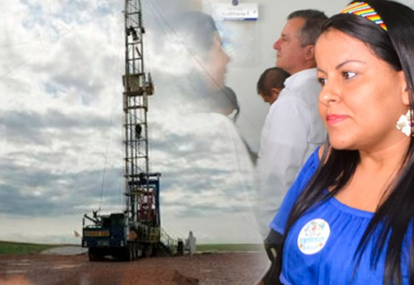 Alcaldesa de El Doncello solicita consulta popular sobre intervención petrolera