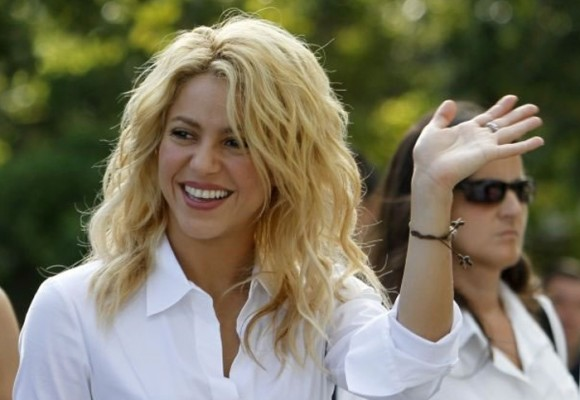 """Shakira está resentida con Barranquilla"""