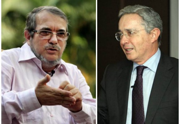 """Timochenko insiste: """"Ave María, doctor Uribe, conversemos"""""""