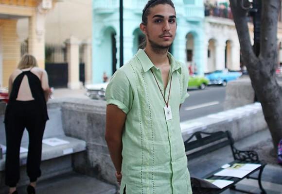 Tony Castro, el modelo 'revolucionario' que no pudo desfilar para Chanel