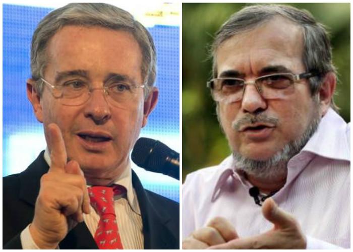 Desmintiendo a Uribe: Respuesta a Timochenko