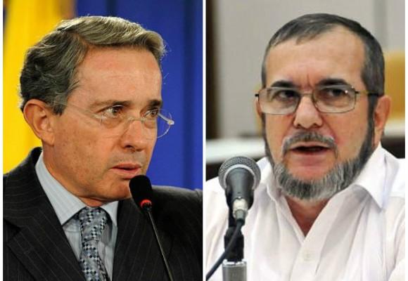 Sin Uribe no habrá paz