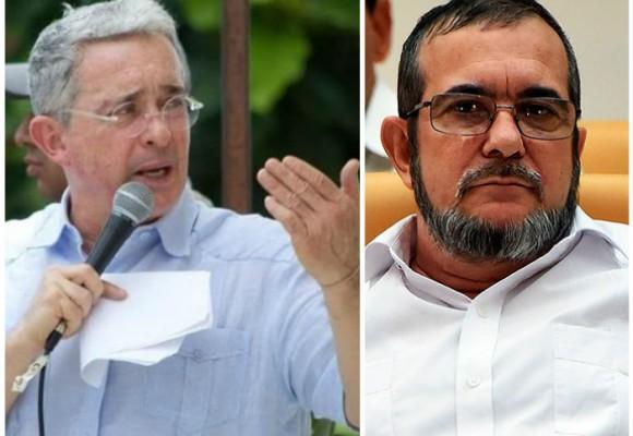 Las objeciones de Uribe al proceso de paz en La Habana