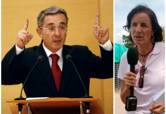 'Extraño la voz enérgica del presidente Uribe frente a lo sucedido en el Catatumbo'