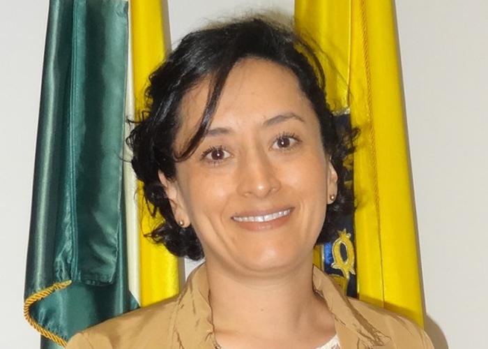La nueva alcaldesa de Usaquén