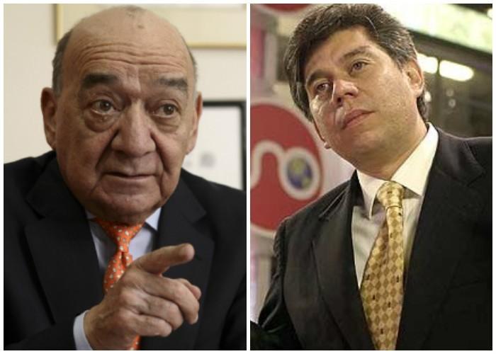 Yamit Amat respaldado financieramente por Pepe Duver y Cesar Gaviria y Daniel Coronell con Noticias Uno han sido las cabezas visibles del Canal Uno