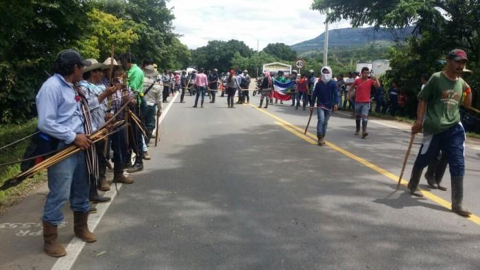 01-06-2016 El Charte vía Yopal-Aguazul Casanare