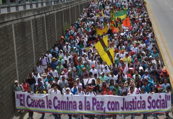 El Cauca se viste de esperanza con la firma de los acuerdos de Paz