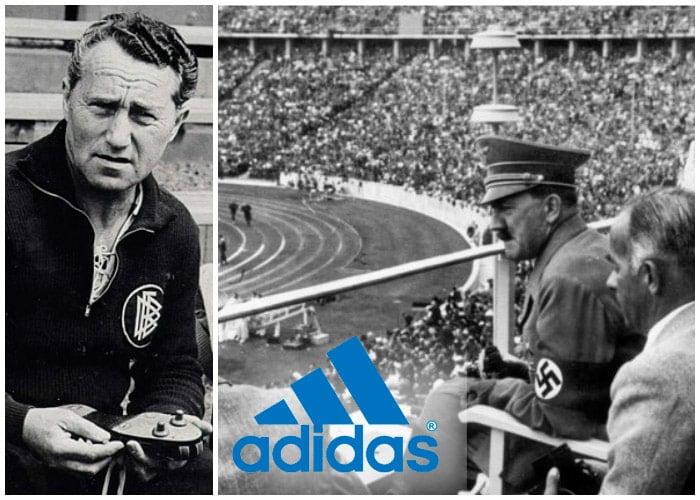 reserva Alfombra de pies Anual  Los hermanos nazis que crearon Adidas - Las2orillas