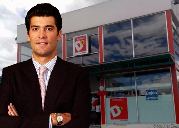 D1: la nueva gallina de huevos de oro de Alejandro Santo Domingo