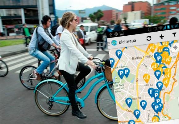 Bicimapa: la aplicación que enterrará a los carros