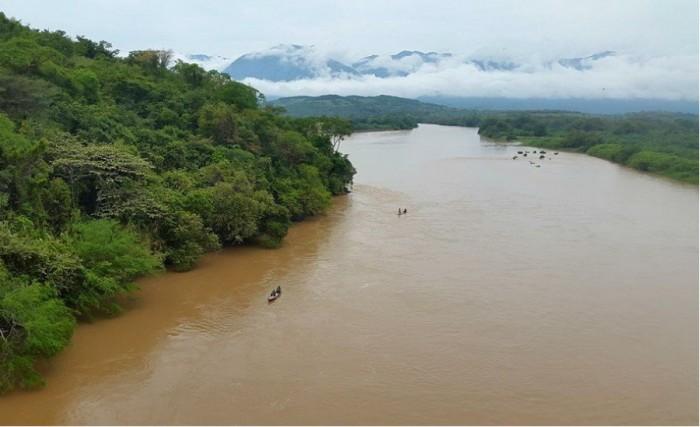 Foto 2. río Magdalena