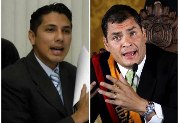 Victoria de Fernando Balda contra el gobierno de Rafael Correa