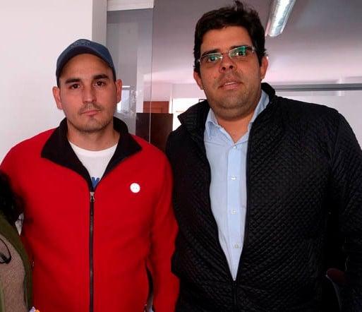 Venezolanos2Pages con Alejandro Kielak