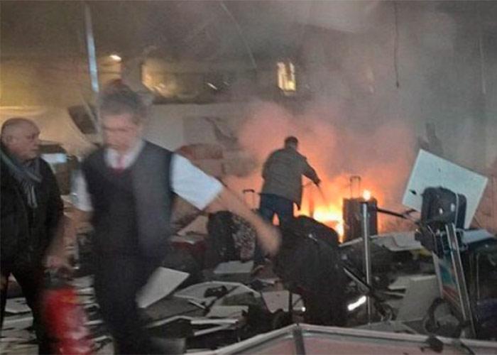 Estambul: así quedaron registradas en video las explosiones