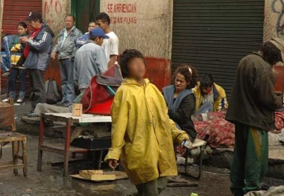 El niño del Bronx que nadie amó y que por las calles creció