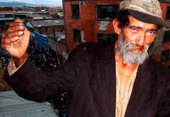 El indigente al que juristas iban a buscar en el Bronx