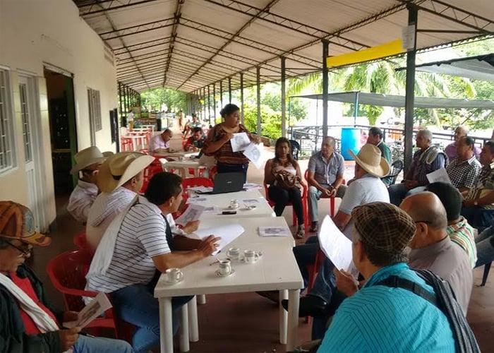 Campesinos del Caquetá, un ejemplo de resistencia contra la explotación petrolera
