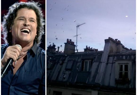 Carlos Vives: parranda desde una buhardilla parisina
