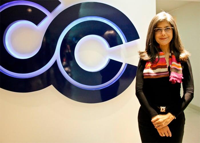 Pía Barragán, la mujer que decide qué películas se ven en Cine Colombia