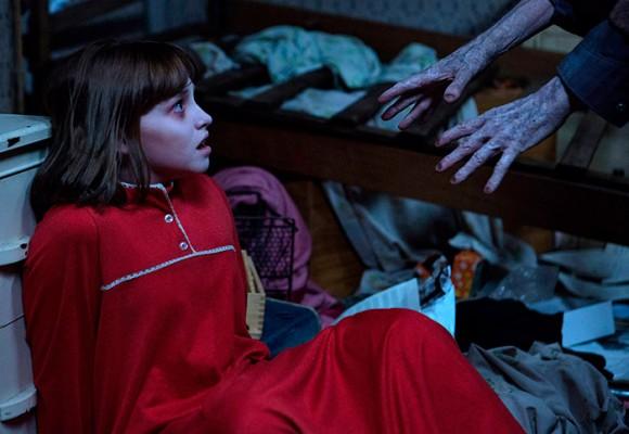 El conjuro 2: la película más aterradora de todos los tiempos