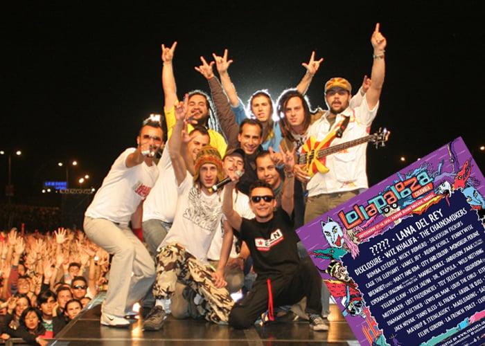 Me siento estafado con Lollapalooza Colombia