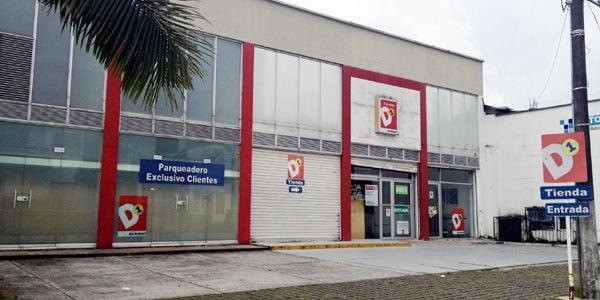 La primera tienda D! se inauguró hace seis años en Medellín. Foto: archivo Eltiempo.com