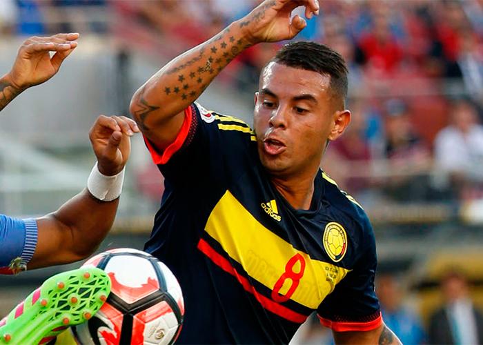 La resurección de Edwin Cardona en la Selección Colombia