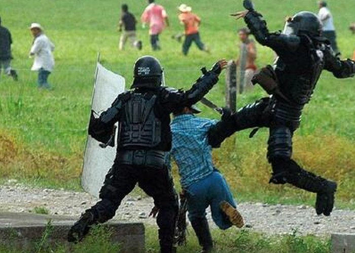 El ESMAD sí pudo haber asesinado a los indígenas del Cauca' - Las2orillas