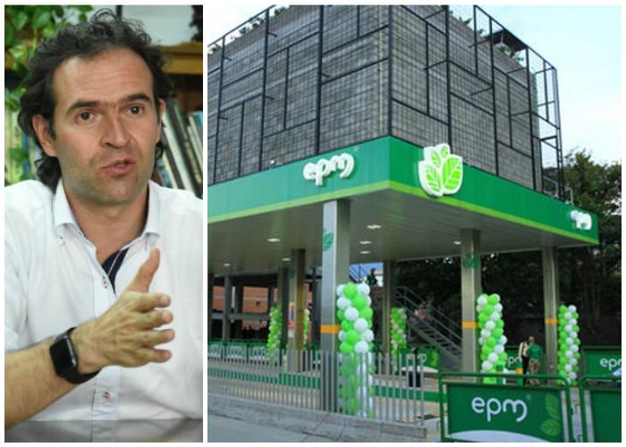 ¿Para qué quieren abrirle la puerta a la privatización de la EPM?