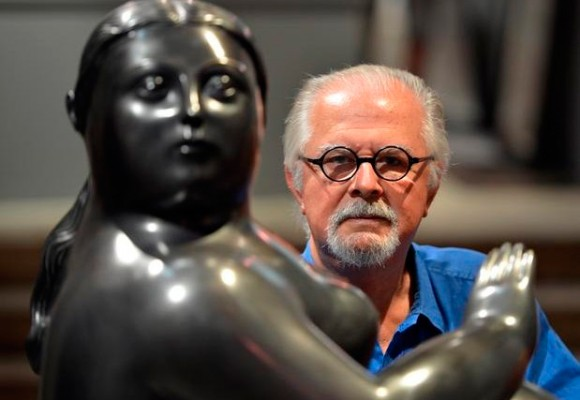 Fernando Botero, despreciado en subastas Christie's