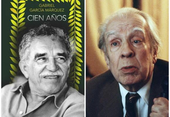 Borges no soportaba Cien años de soledad
