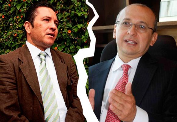 Juan Carlos Giraldo y Eduardo Montealegre: de cómplices a enemigos