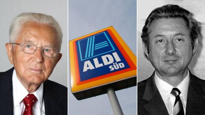 Los hermanos Albrecht fueron los creadores en Alemania del exitoso modelo que en las Tiendas D1. Foto: archivo Elmundo.es - EM / EFE