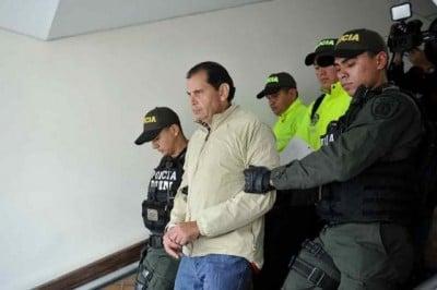 James Arias fue capturado meses después de evadir un operativo del CTI. Se declaró culpable y firmó un principio de oportunidad que puede derivar en pruebas contra los Uribe Moreno