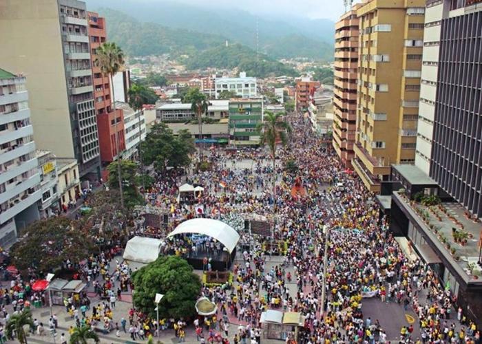 120 mil ibaguereños le dijeron NO a la minería contaminante