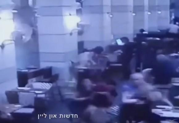 En video: así fue el atentado palestino en Israel