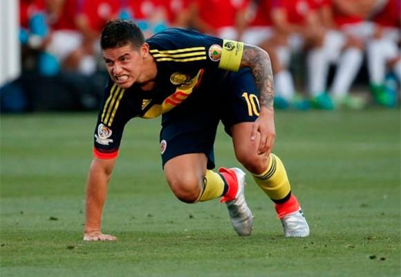 ¿El Real Madrid está obligando a James Rodríguez a jugar lesionado?