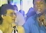 Video: Cuando Héctor Lavoe rumbeaba con Joe Arroyo en Barranquilla