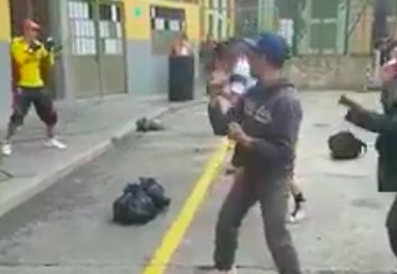 Video: Jóvenes que eran del Bronx ahora reciben clases de artes marciales