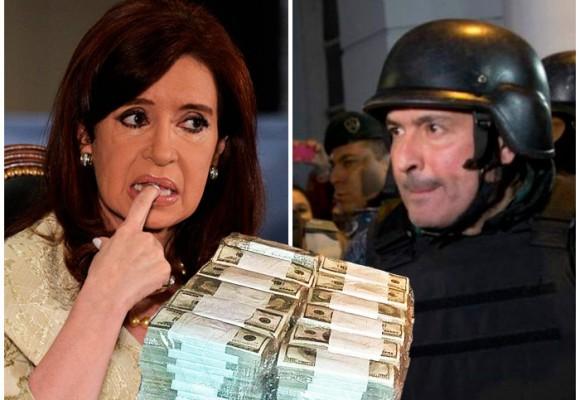 El botín de $US 9 millones que la mano derecha de los Kirchner quería esconder en un convento