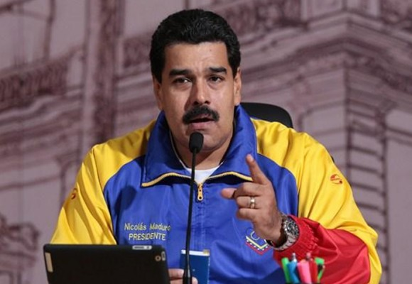 """Que se arreche quien se tenga que arrechar"": la nueva bobada de Maduro"