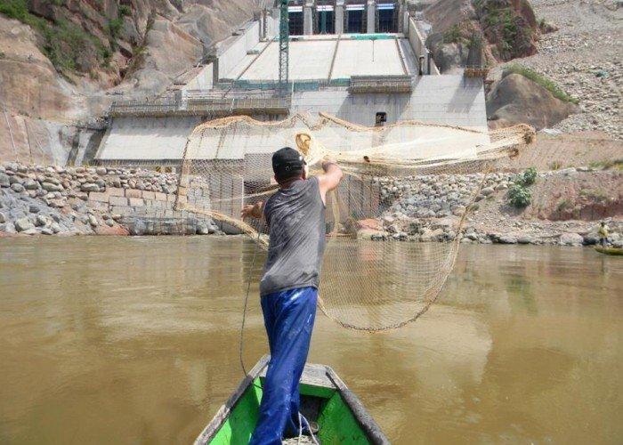 Represas: la amenaza del río Magdalena
