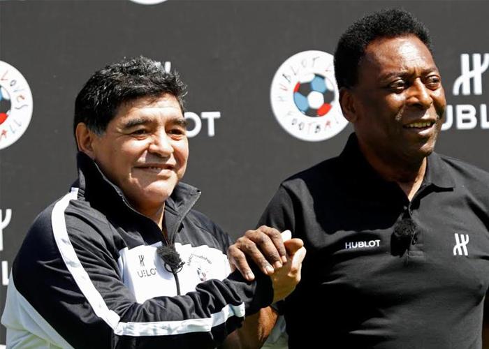 Diego Maradona Soccer