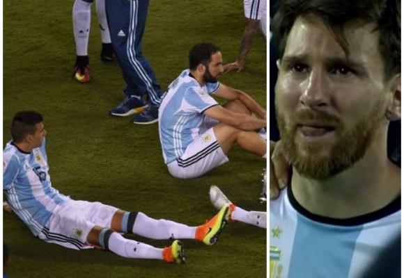 Los argentinos que hicieron retirar a Messi